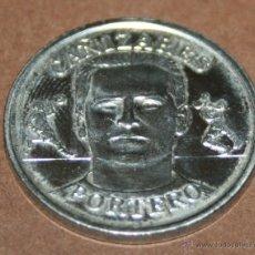 Medallas temáticas: COLECCIÓN OFICIAL DE MEDALLAS DE LA SELECCIÓN - CAÑIZARES - 2000. Lote 44465918