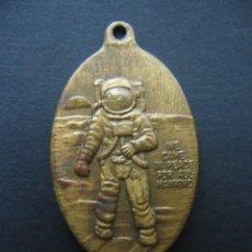 Medallas temáticas: MEDALLA MISIONES APOLLO.. Lote 44788719