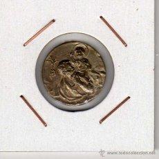Medallas temáticas: MEDALLA SAN JUAN BAUTISTA Y NIÑO JESÚS . Lote 44803679