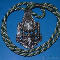 Medallas temáticas: MEDALLA MEDALLÓN RELIGIOSO. HERMANDAD DE NUESTRA SEÑORA DEL ROCÍO DE ECIJA, SEVILLA. Lote 45547441
