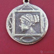 Medallas temáticas: MEDALLA AL ASEO FEMENINO. PRINCIPIOS SIGLO XX.. Lote 45672489