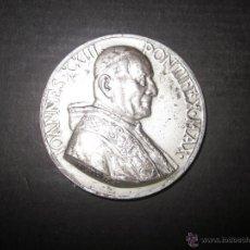 Medallas temáticas: MEDALLA PAPA JUAN XXIII - (V-1316). Lote 45852069