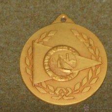 Medallas temáticas: MEDALLA CONMEMORATIVA DEL XXV ANIVERSARIO DEL CLUB NAUTICO DE SEVILLA - MIDE - 4 CMS. Lote 46045840