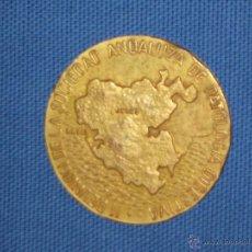 Medallas temáticas: MEDALLA DE LA II REUNION DE LA SOCIEDAD ANDALUZA DE PATOLOGIA DIGESTIVA - CADIZ - 1971 - DELAGRANGE . Lote 46240262