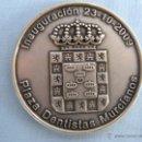 Medallas temáticas: DENTISTA. MONEDA MEDALLA INAGURACIÓN PLAZA DENTISTAS MURCIANOS.. Lote 46373427
