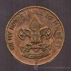 Medallas temáticas: MEDALLA DE BOY ESCOUT. Lote 148593601