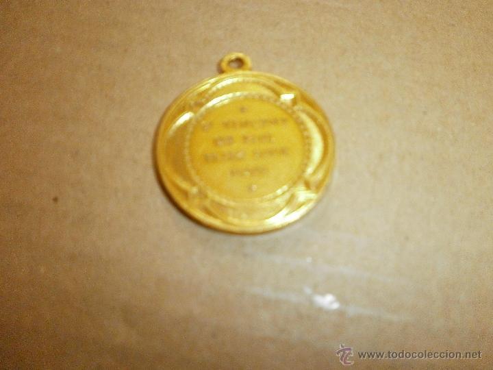 Medallas temáticas: medalla religiosa st vincent de paul priez pour nous - Foto 2 - 46525494