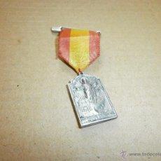 Medallas temáticas: MEDALLA RELIGIOSA REINARE EN ESPAÑA SANTUARIO NACIONAL VALLADOLID. Lote 46525589