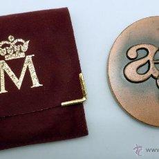 Medallas temáticas: MEDALLA BRONCE 6º CONGRESO IBEROAMERICANO ARTES GRÁFICAS BARCELONA 1985. Lote 46769728