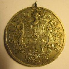 Medallas temáticas: MEDALLA INSTITUTO BARRAQUER (1874). OFTALMOLOGIA. BARCELONA ABRIL 1965. DIÁM. 3 CM. Lote 47371480