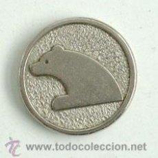 Medallas temáticas: MONEDA PUBLICITARIA DE CAJA MADRID, BANKIA. Lote 47571665