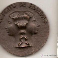 Medallas temáticas: TELEFÓNICA. MEDALLA AL ESPÍRITU DE FIDELIDAD. Lote 47753998