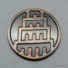 Medallas temáticas: MEDALLA DEL XII CONGESO MUNDIAL DE LA UNION INTERNACIONAL DE ARQUITECTOS, MADRID, MAYO 1975, REALIZ. Lote 48511687