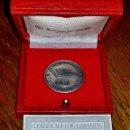 Medallas temáticas: MEDALLA EN PLATA DE LEY,ZAFRA BADAJOZ. Lote 48702823