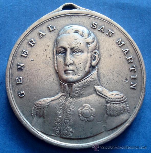 Medallas temáticas: MONEDA VERMOUTH CORA DE LA REPÚBLICA ARGENTINA - Foto 2 - 48905713