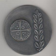 Medallas temáticas: MEDALLA VIII EXP NUMISMATICA Y MEDALLISTICA ATENEU SANTCUGATENC 1983. Lote 48946348