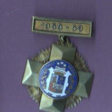 Medallas temáticas: MEDALLA ESMALTADA DEL COLEGIO - ESCUELA LA SALLE BONONOVA - LOS HERMANOS DE BARCELONA. Lote 48957112