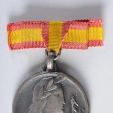 Medallas temáticas: MEDALLA DE PLATA FERIA DE BARCELONA 1949. Lote 49212017