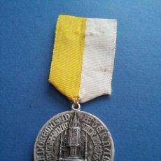 Medallas temáticas: CONGRESO EUCARISTICO DIOCESANO DE BARCELONA - DEL 1 AL 8 DE JUNIO 1944. Lote 49335943