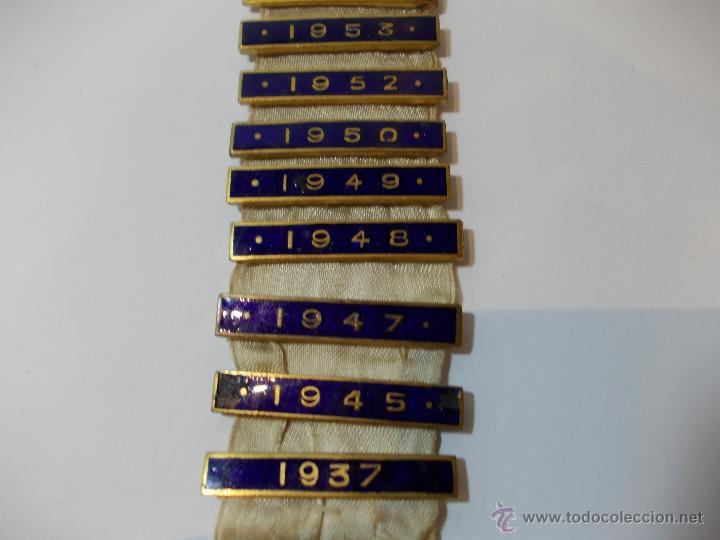 Medallas temáticas: ANTIGUA Y ESPECTACULAR MEDALLA MASONICA londres de oficial mason y años EN METAL DORADO ESMALTADO - Foto 4 - 49498015