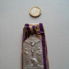 Medallas temáticas: SAGRARIOS CALVARIOS - OBRA DE LAS TRES MARIAS Y DE LOS DISCIPULOS DE S. JUAN. Lote 49612730