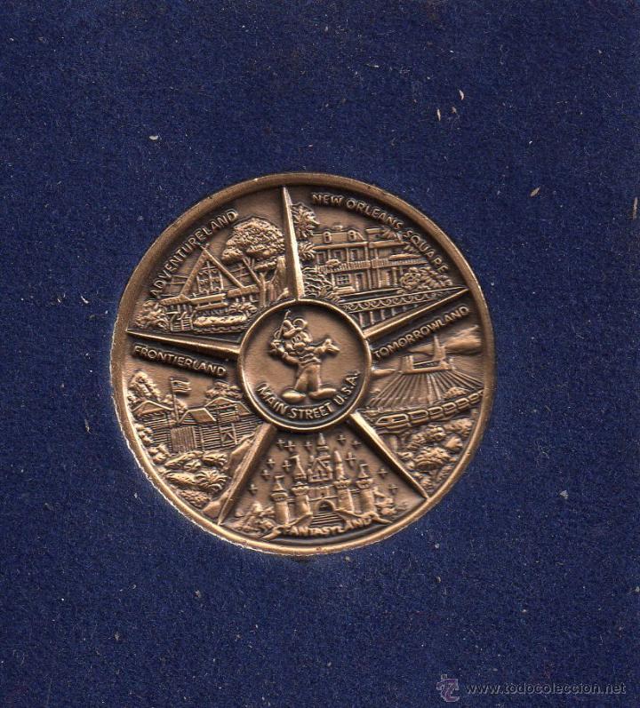 Medallas temáticas: Foto parte detrás - Foto 2 - 49787069