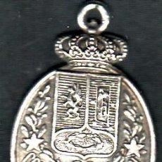 Medallas temáticas: MEDALLA CONMEMORATIVA - 6º CONGRESO ESPAÑOL DE ESPERANTO 3 CM APROX.. Lote 49926874