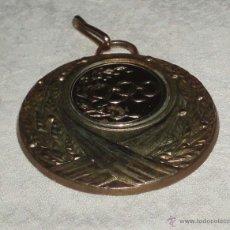 Medallas temáticas: MEDALLA CROS ESCOLAR COLEGIO VILLAVERDE MOURENTE. Lote 50673498