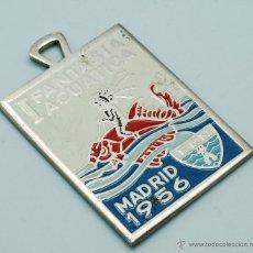 Medallas temáticas: MEDALLA I FANTASÍA ACUÁTICA MADRID 1956. Lote 51122264