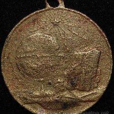 Medallas temáticas: MEDALLA PREMIO A LA APLICACION/HONOR AL MERITO AÑOS 40. Lote 51513608