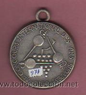 MEDALLA VI CONGRESO INTERNACIONAL DES VINS DE BUDAPETS 1969 50 ANV.FUD. CAVAS PARXET CAVA (Numismática - Medallería - Temática)