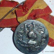 Medallas temáticas: ANTIGUA MEDALLA COROS CLAVE , CON BANDERA Y ENGANCHE 2CM . Lote 51797998