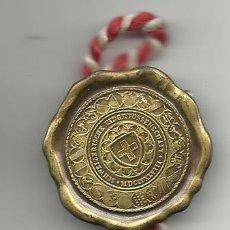 Medallas temáticas: ANTIGUA MEDALLA DEL CENTENARIO 1848 - 1948. Lote 51994524