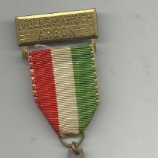 Medallas temáticas: ANTIGUA MEDALLA MILITAR SUIZA DE 1979 DIAMETRO DE LA MEDALLA 6 CM.. Lote 51994778