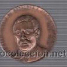 Medallas temáticas: MEDALLA LES SOCIETATS CORALS DE BADALONA A JOSEP ANSELM CLAVE - PUJOL - 150 ANIVERSARI. Lote 52120431