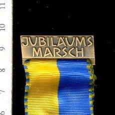 Medallas temáticas: PRECIOSA MEDALLA CONMEMORATIVA SUIZA, CIVIL O MILITAR. CON PRENDEDOR. Lote 52328715