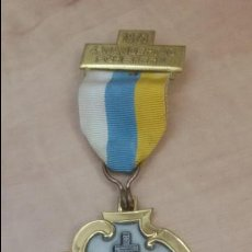 Medallas temáticas: MEDALLA 4. WANDERTAG SCHEYERN 1973 - DAS HL. KREUZ VON SCHEYERN. Lote 52328952
