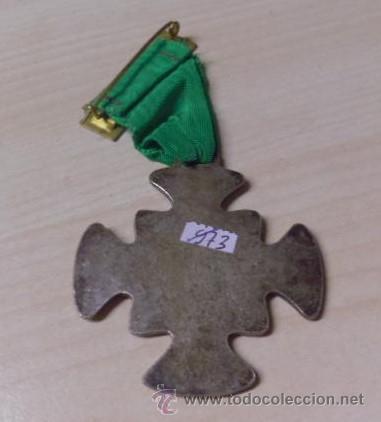 Medallas temáticas: medalla - laboremus - legión de honor - flor de lis - con su cinta original - Foto 2 - 52348763