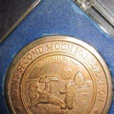 Medallas temáticas: APOLLO TWUELVE. APOLLO XII. MEDALLA 1969.. Lote 52395691