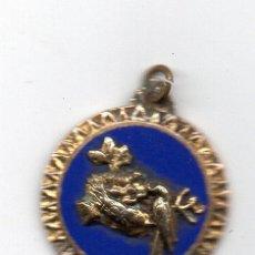 Medallas temáticas: MEDALLA PUBLICITARIA NESTLE,METAL Y ESMALTE. Lote 52754243