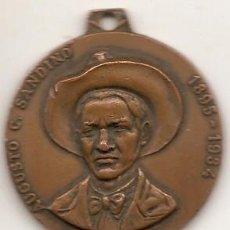 Medalhas temáticas: SANDINO. Lote 218325703