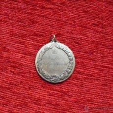 Medallas temáticas: MEDALLA DEPORTIVA 3 TROFEO RELOJES UNIVERSAL 1953. Lote 54053916