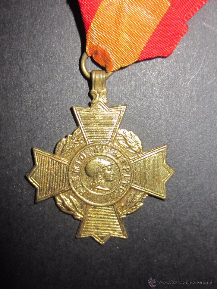Medallas temáticas: Medalla escolar. Premio al merito. - Foto 2 - 54516942