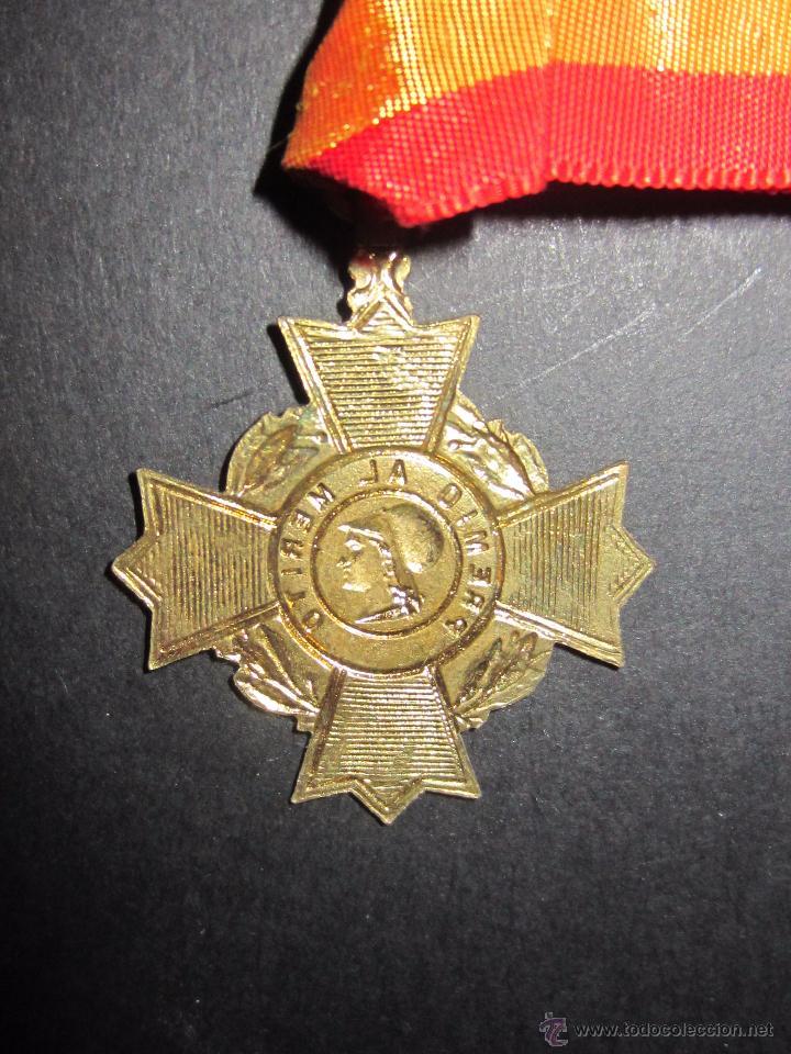 Medallas temáticas: Medalla escolar. Premio al merito. - Foto 3 - 54516942