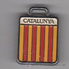 Medallas temáticas: MADALLA ESMALTADA DE CATALUNYA. Lote 54676692