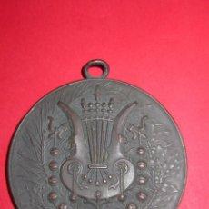 Medallas temáticas: MEDALLA CONMEMORATIVA FESTIVAL PERREGAUX. 1955.. Lote 55055360