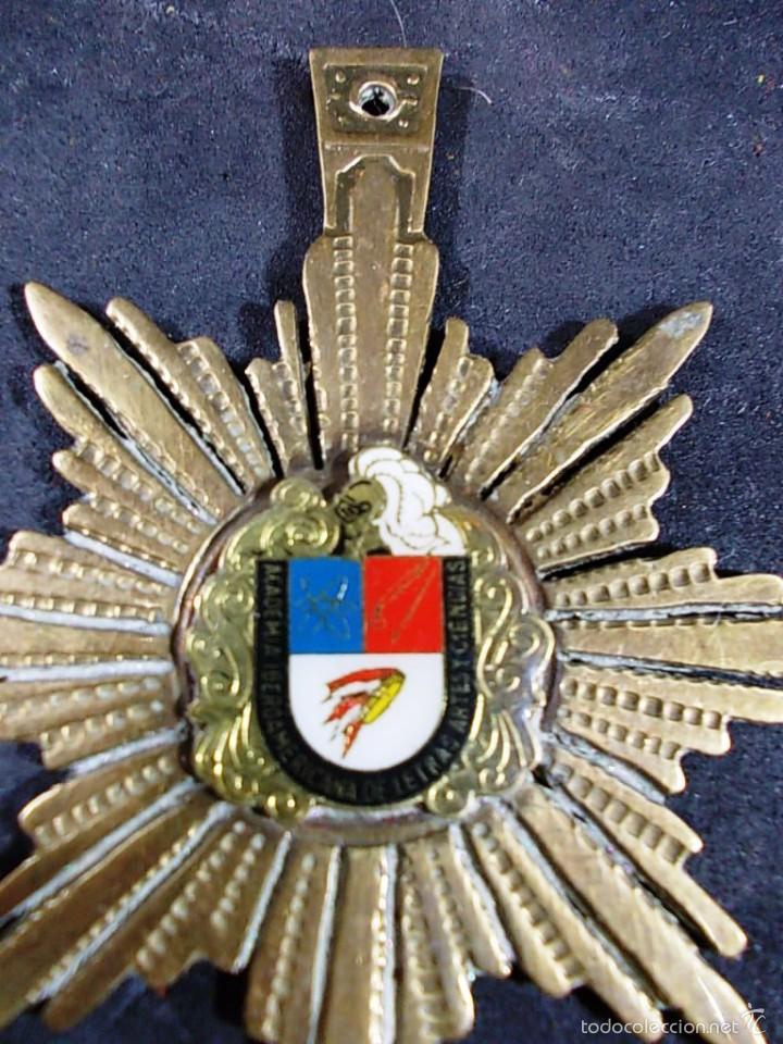 Medallas temáticas: MEDALLA DE LA ACADEMIA IBEROAMERICANA DE LETRAS ARTES Y CIENCIAS. - Foto 5 - 55640021