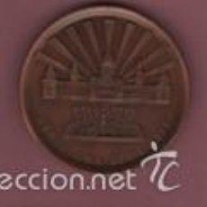 Medallas temáticas: INTERESANTE MEDALLA CONGRESO INTERNACIONAL LENTES DE CONTACTO BARCELONA 1977 OPTICA OFTAMGIA. Lote 56372466
