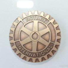 Medallas temáticas: MEDALLA ROTARY INTERNACIONAL, ROTARY CLUB DE TOULOUSE, 10 ANIVERSARIO, 5 CM. Lote 56542295