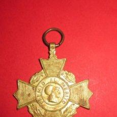 Medallas temáticas: MEDALLA ESCOLAR. PREMIO AL MERITO.. Lote 56654464